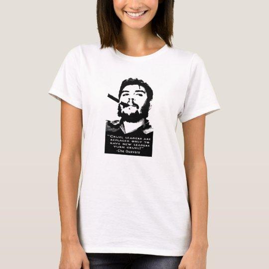 Che Guevara Smoking a Cuban cigar no doubt