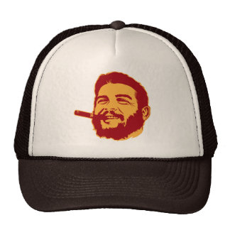 Che Guevara with Cigar Portrait Hat