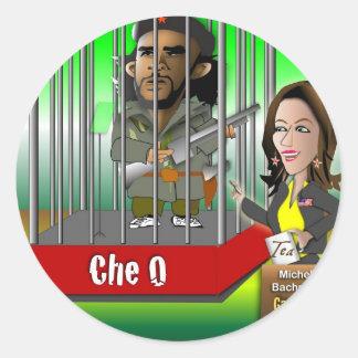 Che Obama Stickers