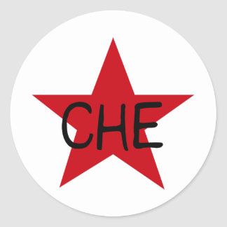 Che Products! Classic Round Sticker