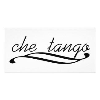 Che Tango exclusive design Photo Card Template