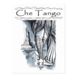 Che Tango in New York Post Card