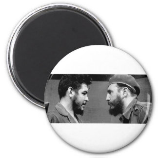 Che-y-Fidel Magnet