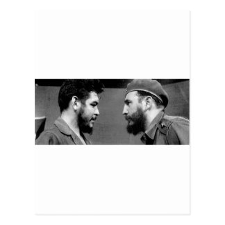 Che-y-Fidel Post Cards