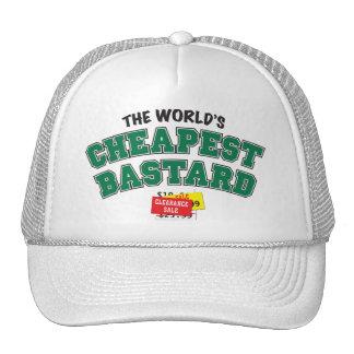 Cheap Bastard Cap