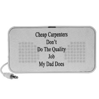 Cheap Carpenters Don t Do The Quality Job My Dad D Mp3 Speaker