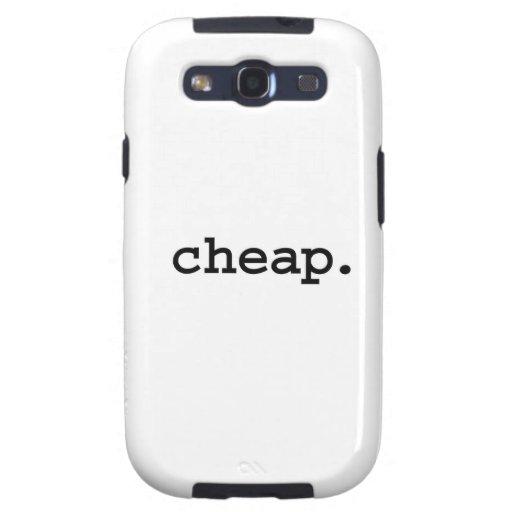 cheap. samsung galaxy s3 case