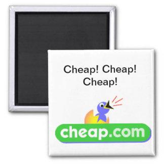 Cheap! Cheap! Cheap! Refrigerator Magnet