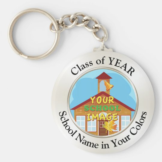 Cheap Class Reunion Gifts YOUR PHOTO, TEXT Key