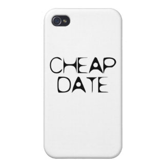 Cheap Date by Chillee Wilson Covers For iPhone 4