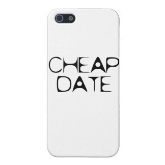 Cheap Date by Chillee Wilson Covers For iPhone 5