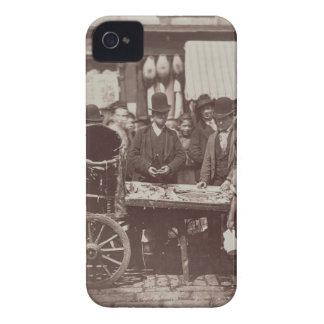 Cheap Fish of St. Giles, from 'Street Life in Lond iPhone 4 Case-Mate Case