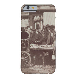 Cheap Fish of St. Giles, from 'Street Life in Lond iPhone 6 Case
