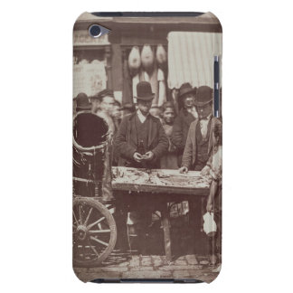 Cheap Fish of St. Giles, from 'Street Life in Lond iPod Touch Cover