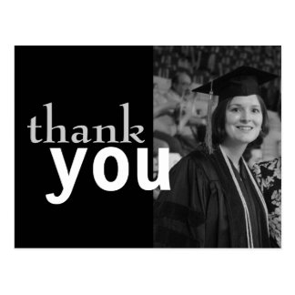 Cheap Graduation Thank You Card Postcard
