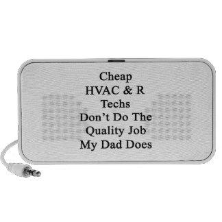 Cheap HVAC & R Techs Don't Do The Quality Job My D iPod Speaker
