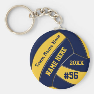 Cheap Personalized Volleyball Keychains Bulk