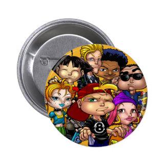 Cheap Skaterz® Crew Button