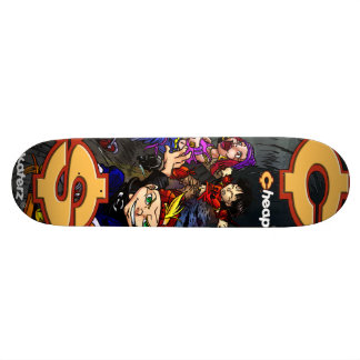 Cheap Skaterz® Skateboard