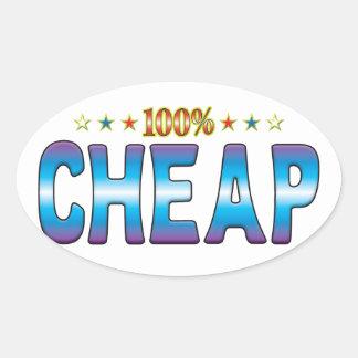 Cheap Star Tag v2 Sticker