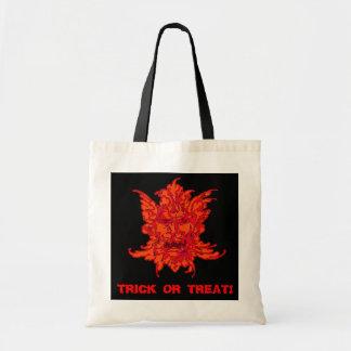 Cheap, Sturdy, Safe Halloween Candy Bag