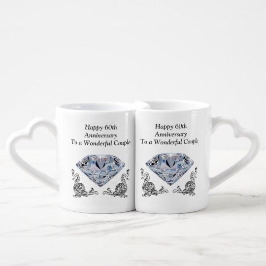 Cheap Unique Diamond Wedding Anniversary Gifts Coffee Mug