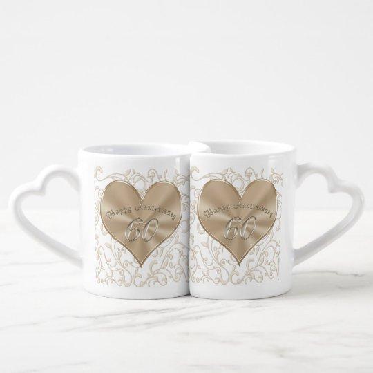Cheap, Unique Sixtieth Wedding Anniversary Gifts Coffee Mug