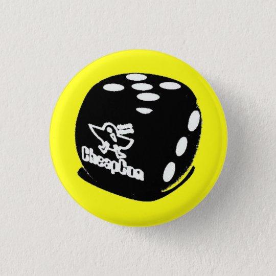 cheapcon 6 3 cm round badge