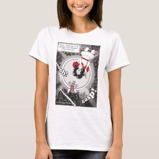 Cheaper & Quicker than Divorce' front design T T-Shirt