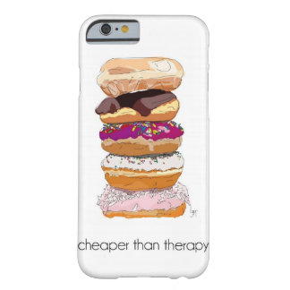 Cheaper than Therapy Barely There iPhone 6 Case