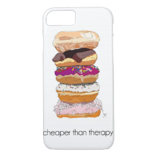 Cheaper than Therapy iPhone 7 Case