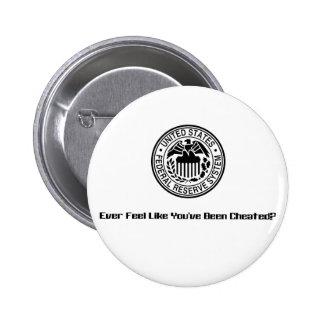 Cheated1 6 Cm Round Badge