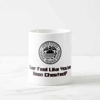Cheated2 Basic White Mug