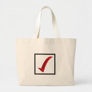 Check! Tote Bags