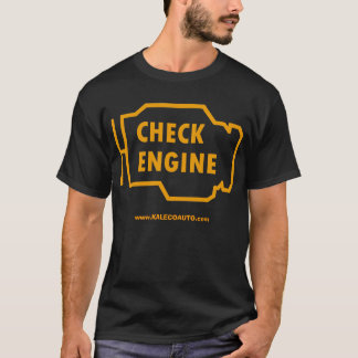 Check Engine Shirt
