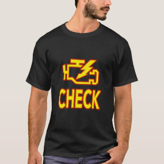Check Engine T-Shirt
