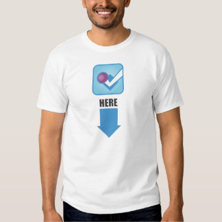 Check In Here Tshirts