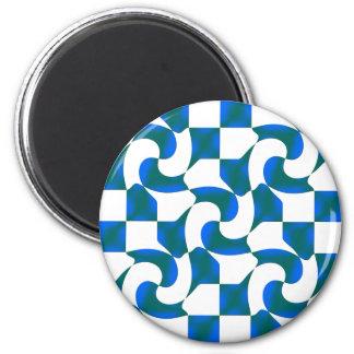 check mate  2.2 6 cm round magnet