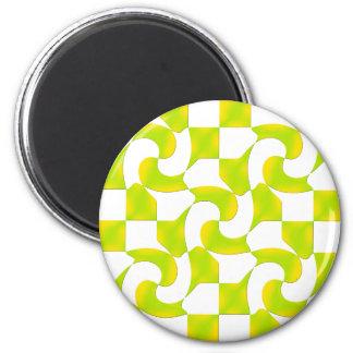check mate  2.3 6 cm round magnet