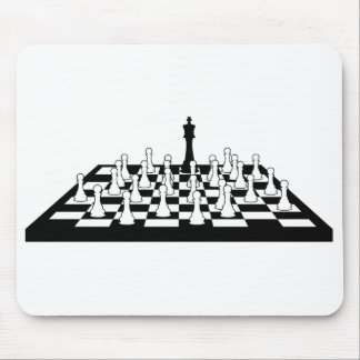 Check Mate Mouse Pad