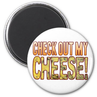 Check Out Blue Cheese Magnet