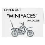 CHECK OUT MOTORCYCLE GREETING CARD