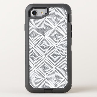 Checked OtterBox Defender iPhone 8/7 Case