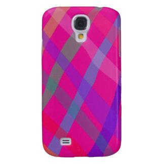 Checked Pern Galaxy S4 Case
