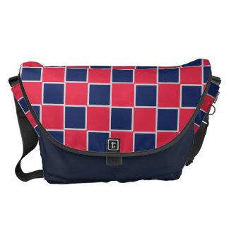 Checker Season Commuter Bags