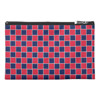 Checker Season Travel Accessory Bags