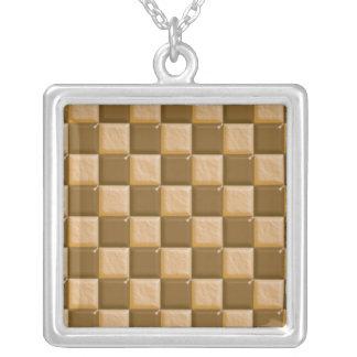 Checkerboard - Chocolate Peanut Butter Jewelry