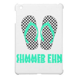 Checkerboard Flip Flops Case For The iPad Mini