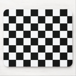 Checkerboard Mouse Mat