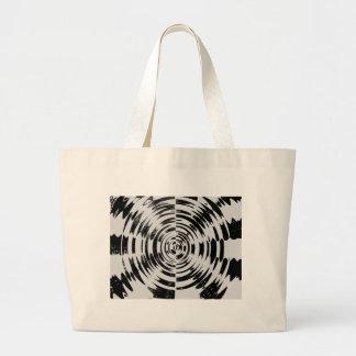 Checkered Flag Jumbo Tote Bag